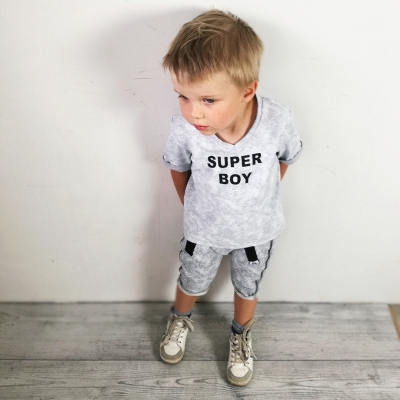 T-shirt SUPER BOY